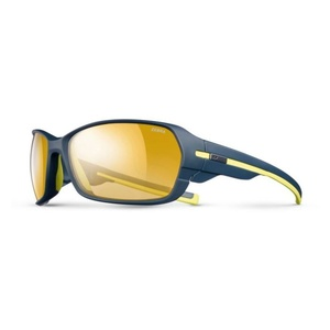 Sun glasses Julbo DIRT 2.0 Zebra dark blue / yellow, Julbo