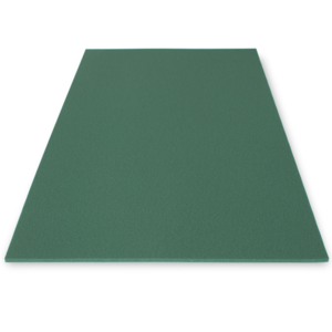Sleeping pad Yate AEROBIC 8mm dark green G95, Yate