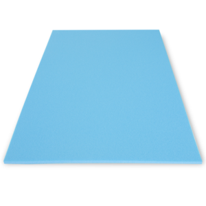 Sleeping pad Yate AEROBIC 8mm light blue B37, Yate