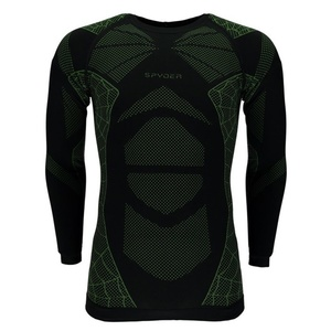 Undershirt Spyder Men `s Captain (Boxed) Seamless L/S 787210-018, Spyder