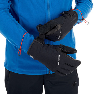 Gloves Mammut Stoney Glove (1190-00040) black 0001, Mammut