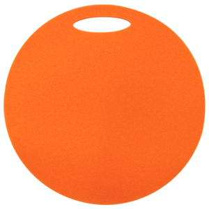 Seat Yate round 1 layer diameter 350 mm orange, Yate