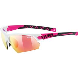 Sports glasses Uvex Sports Style 224, White Pink (8316), Uvex