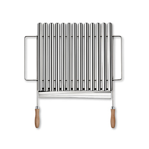 Grate Lucifer BIO adjustable 50-70 cm DE1213, Lucifer
