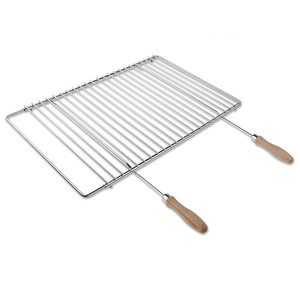 Grate Lucifer adjustable with handles 50-70 cm DE1211