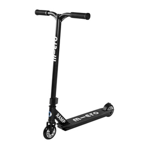 Children freestylová scooter Micro Ramp Black, Micro