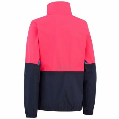 Women windproof jacket Kari Traa Nora Jacket pink, Kari Traa