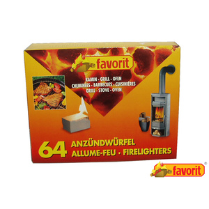Fixed firelighter Favorit 64 pc 1249, Favorit