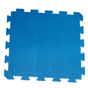 Mat Yate Fitness Homefloor 50x50x1,5cm blue, Yate
