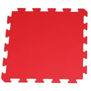 Mat Yate Fitness Homefloor 50x50x1,5cm red, Yate