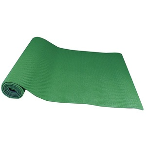 Mat to yoga Yate YOGA MAT DOUBLE-LAYER green / gray, Yate
