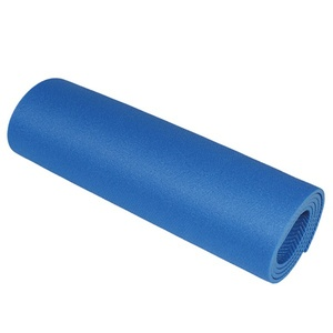 Sleeping pad YATE single-layer 6mm blue B-64, Yate