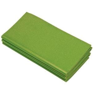 Sleeping pad YATE single-layer 8mm with foils folding