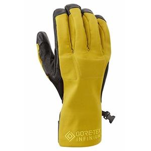 Gloves Rab Axis Glove dark sulfur, Rab