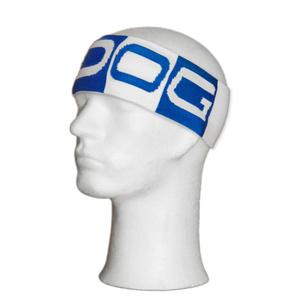 Sweat band OXDOG GAMA HEADBAND blue / white, Oxdog
