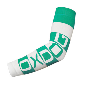 Sleeve OXDOG GAMA ARMSLEEVE green / white, Oxdog