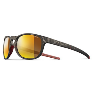 Sun glasses Julbo RESIST SP3 CF tortoise gray / red, Julbo