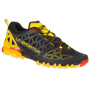 Shoes La Sportiva Bushido II black / yellow, La Sportiva