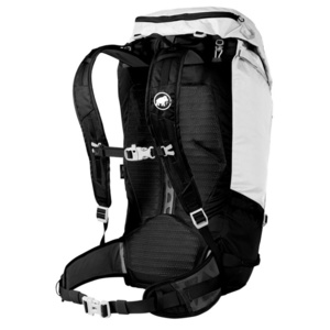 Backpack MAMMUT Trion light 38 white-black, Mammut