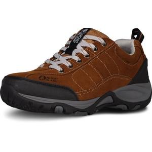 Men leather outdoor boots NORDBLANC Main NBLC82 ZHN, Nordblanc