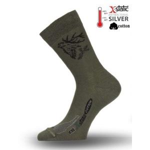 Socks Lasting X-Static CXJ 620, Lasting