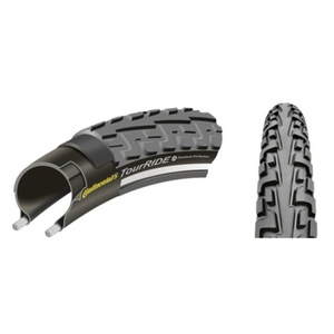 Tires Continental Tour Ride 28x622 wire 100222, Continental