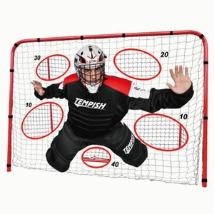 Training sail Tempish to floorball goal 160x115, Tempish