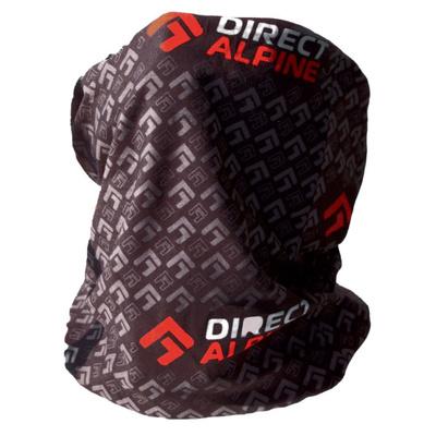 Scarf Direct Alpine MULTI black (logo)