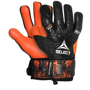 Goalkeepers gloves Select GK gloves 33 Allround Negative Cut black orange, Select