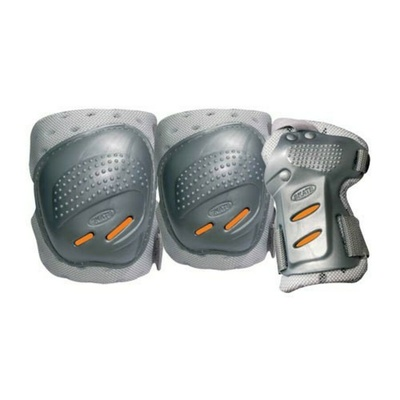 Protectors Tempish Cool Maxa 3 silver/orange