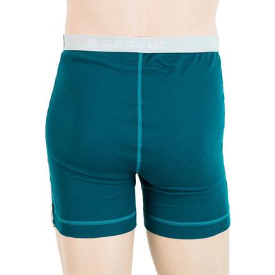 Men shorts Sensor Double Face sapphire 16200048, Sensor