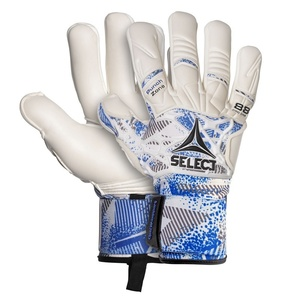 Goalkeepers gloves Select GK gloves 88 For Grip Negative cut white blue, Select