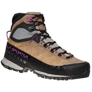 Women boots La Sportiva TX5 GTX Women Stone taupe / purple, La Sportiva
