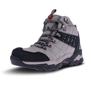 Men leather outdoor boots NORDBLANC Earth NBHC86 SVS, Nordblanc