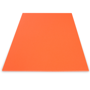 Sleeping pad Yate AEROBIC 8mm orange O72, Yate