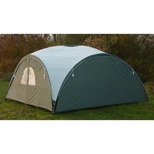Coleman Screen XL to Event Shelter with little windows, Coleman