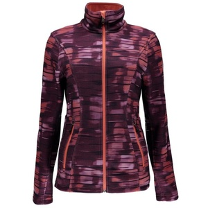 Sweater Spyder Women `s Endure NOVELTY Mid WT Full Zipper 878209-637, Spyder