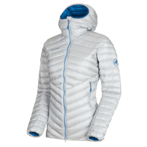 Women jacket Mammut Broad Peak IN Hooded Jacket Women highway saphire 00342, Mammut