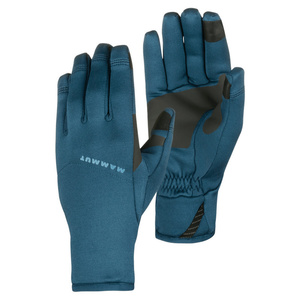 Gloves Mammut Fleece For Glove (1190-05851) wing teal 50227, Mammut