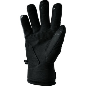 Men gloves Silvini TRELCA MA733 black, Silvini