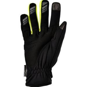Men gloves Silvini ORTLES MA722 black-forest, Silvini