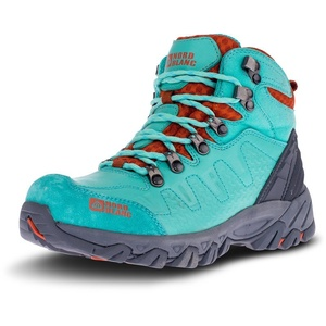 Women leather outdoor boots NORDBLANC Rugged lady NBHC88 ZEJ, Nordblanc