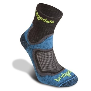 Socks Bridgedale CoolFusion Run Speed Trail 436 blue, bridgedale