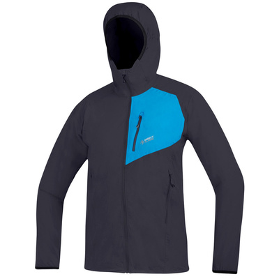Jacket Direct Alpine Dru light anthracite / ocean, Direct Alpine