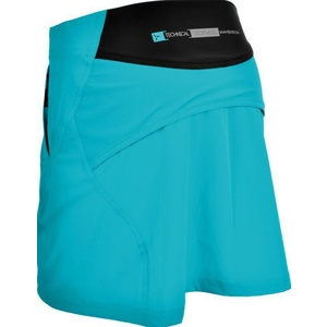 Women cycling skirt Silvini Invite WS859 turquoise, Silvini