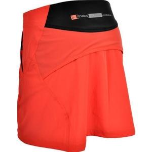 Women cycling skirt Silvini Invite WS859 coral, Silvini