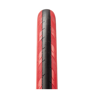 Tires MAXXIS DETONATOR wire 700x23 RED, MAXXIS