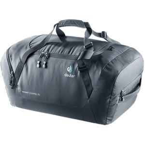 Travel bag Deuter Aviant Duffel 70 black, Deuter