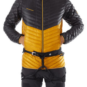 Men jacket Mammut Broad Peak Light IN Jacket Men black golden 00328 (1013-00420), Mammut