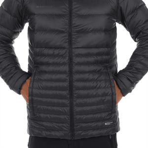 Men jacket Mammut Convey IN Jacket Men black phantom 00189, Mammut